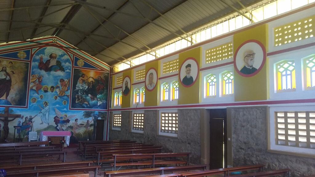 14-Affreschi Chiesa