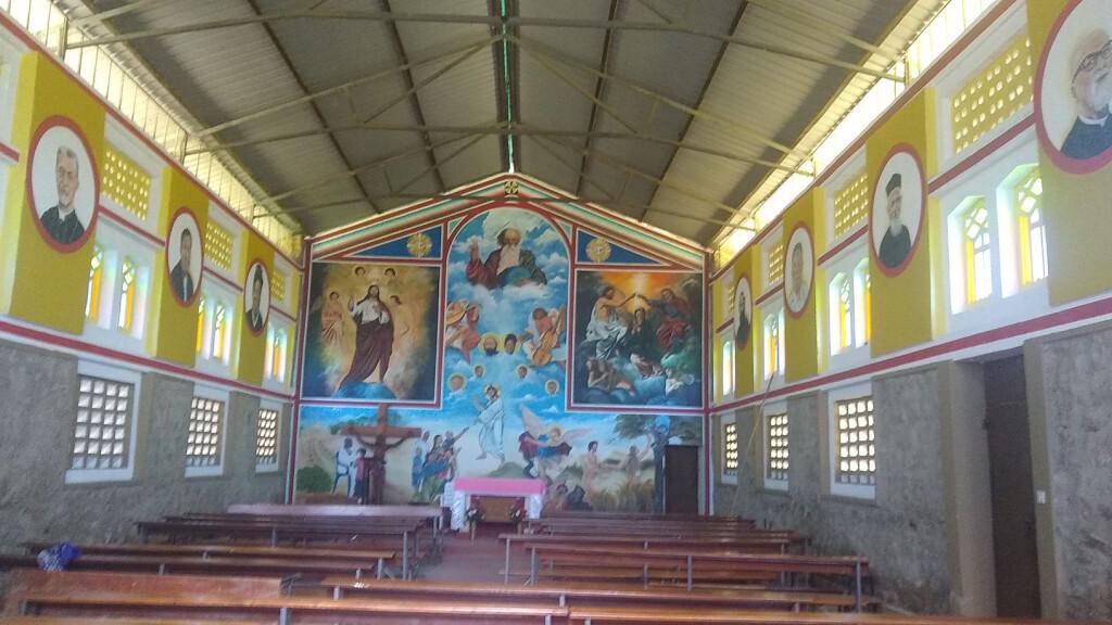 15-Affreschi Chiesa